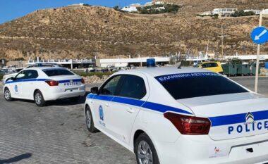Po grabisnin vilën luksoze në Mykonos, shqiptarët plagosin efektivin e policisë