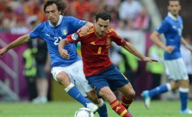 Synojnë finalen e madhe, statistikat mes Italisë dhe Spanjës