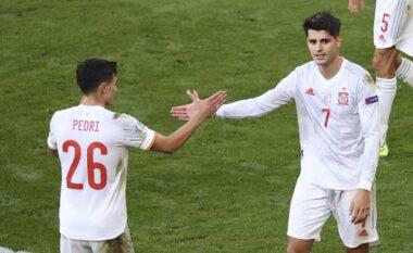 Morata me fjalë të mëdha për Pedrin: Do të jetë  ndër lojtarë më të mirë në histori të Spanjës