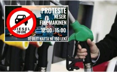 """""""Fikni makinat"""" dështoi, qytetarët braktisin protestën për rritjen e çmimit të naftës"""
