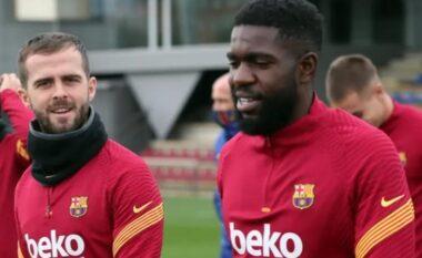 """Barcelona kërkon t'i """"pastrojë"""", Pjanic dhe Umtiti refuzojnë të largohen si lojtarë të lirë"""