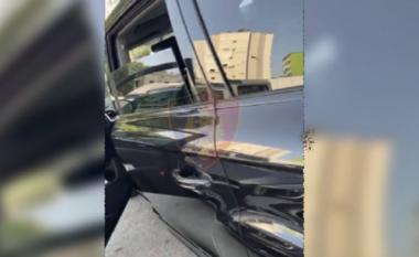 Xhama të zinj, dhe me tabela të Policisë së Shtetit për t'i shpëtuar gjobës, nën hetim disa shoferë në Tiranë (VIDEO)