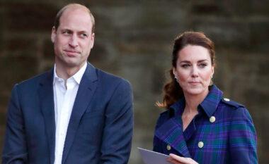 Pse princi William nuk është karantinuar me Kate Middleton