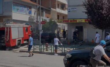 Shpërthen bombola e gazit në një byrektore në Elbasan, shpëtojnë për mrekulli punonjësit