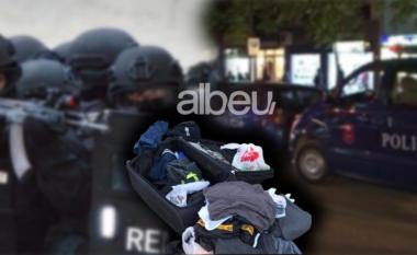 Valixhja alarmoi policinë e Tiranës dhe forcat RENEA, çfarë u gjet pas shpërthimit të xhenierëve