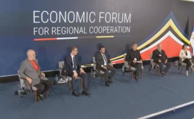 Batuta në Samitin e Shkupit, Vuçiç-Ramës: Çfarëdo që të thuash, të mbështes 100%