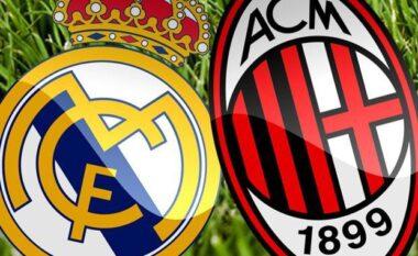Konfirmohet data e miqësores, Real Madrid – Milan (FOTO LAJM)