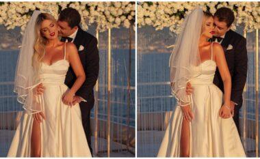 """Albeu: U martuan pas 17 vitesh, Ermal Hoxha shpenzoi një """"thes"""" me para për unazën e Rezartës (FOTO LAJM)"""