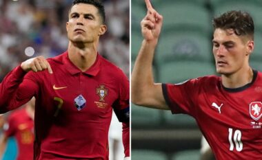 """EURO 2020/ Një asist më shumë se Schick, Ronaldo fiton """"Këpucën e Artë"""" (FOTO LAJM)"""
