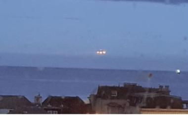 """Studenti anglez thotë se pa UFO-n sipër detit """"për 10 sekonda"""""""