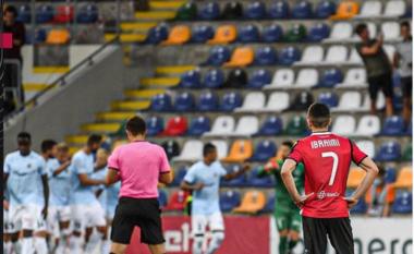 Shkëndija e Gjokës tjetër dështim, mposhten nga skuadra letoneze