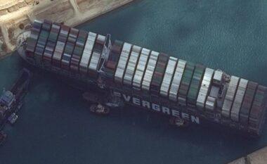 Anija që bllokoi kanalin e Suezit do të paguajë 550 milion dollarë gjobë këtij shteti