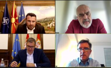 Ballkani i ri Europian, Zaev ndan detaje nga biseda me Ramën dhe Vuçiç: Takimet tona për të përmirësuar jetën e qytetarëve