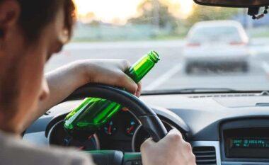 Sensorët nuk do të lejojnë nisjen e makinës, nëse je i dehur në timon