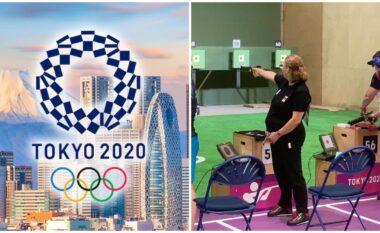 """Një tjetër shqiptare përfundon garimin në """"Tokyo 2020"""", në çfarë vendi u rendit"""