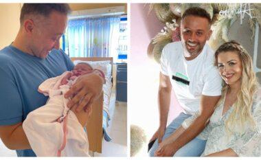 """""""Po flenë gocat"""", Turjani publikon foton e Orinda Hutës nga spitali menjëherë pas lindjes (FOTO LAJM)"""