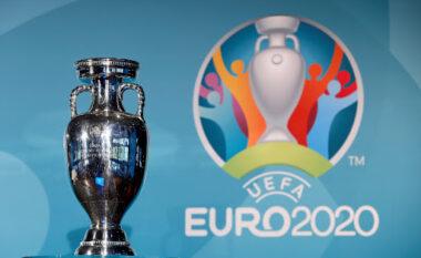 ZYRTARE/ UEFA publikon formacionin më të mirë të Euro 2020, mungon CR7 (VIDEO)