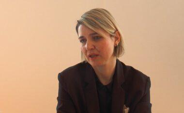 """""""Keqardhje për gjuhën dhe sjelljen"""", Margariti reagon pasi ju mbylli derën e Ministrisë Aleancës për Teatrin"""