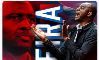 ZYRTARE/ Viera emërohet trajner i Crystal Palace