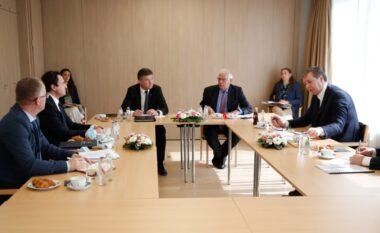 Në takimin e parë u vunë re shumë kontradita,  Kurti dhe Vuçiç takohen për herë të dytë sot në Bruksel