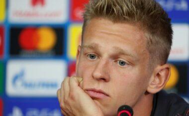 Zinchenko: Stoli i  Anglisë kushton sa 3 skuadra të Ukrainës