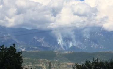 Mali i Tomorrit në mëshirë të fatit, dita e gjashtë nën pushtetin e flakëve