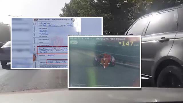 Korrupsion e gara shpejtësie në rrugët e Shqipërisë, 13 shoferë përfundojnë në pranga (VIDEO)