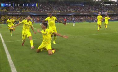 Superkupa e Europës: Super ndeshje, Villarreal befason Chelsea-n (VIDEO)