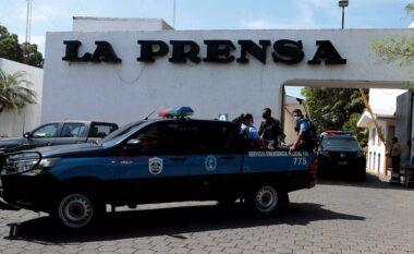 """Policia e Nikraraguas bastis zyrat e gazetës kryesore në vend """"Le Prensa"""""""
