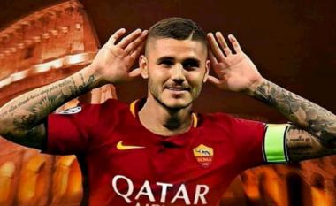 Messi shtyn Icardin drejt Romës