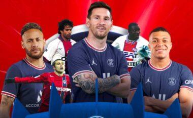 PSG shfaq Messin në podium! A po nënvlerësohet Mbappe? (FOTO LAJM)