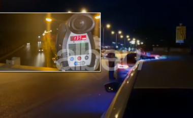 """Me shpejtësi deri në 167 km/h! Shoferët """"tapë"""" në timon, hiqen 26 patenta (VIDEO)"""