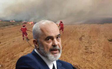 Zjarri po rrezikon banesat, Rama: Kam lajme të mira!