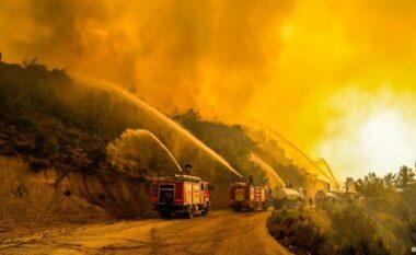Nxehtësi përvëluese dhe zjarre në Itali dhe Jugun e Evropës