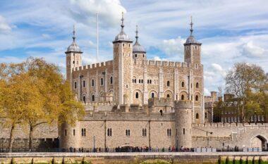 Historia e errët e Kullës së Londrës (FOTO LAJM)