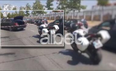 """Përplasi dy efektivët e """"Shqiponjave"""", arrestohet shoferi 67-vjeç: Nuk kam faj, më dolën para!"""