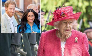 Monarkia ka gati padinë ndaj Harry