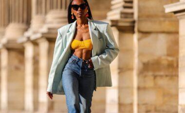 """Si t'i veshësh me stil """"mom jeans"""" (FOTO LAJM)"""