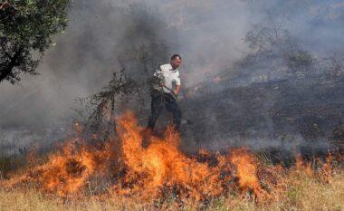 Alarmi nga zjarret! IGJEUM paralajmëron 3 qarqet më të rrezikuara (FOTO LAJM)