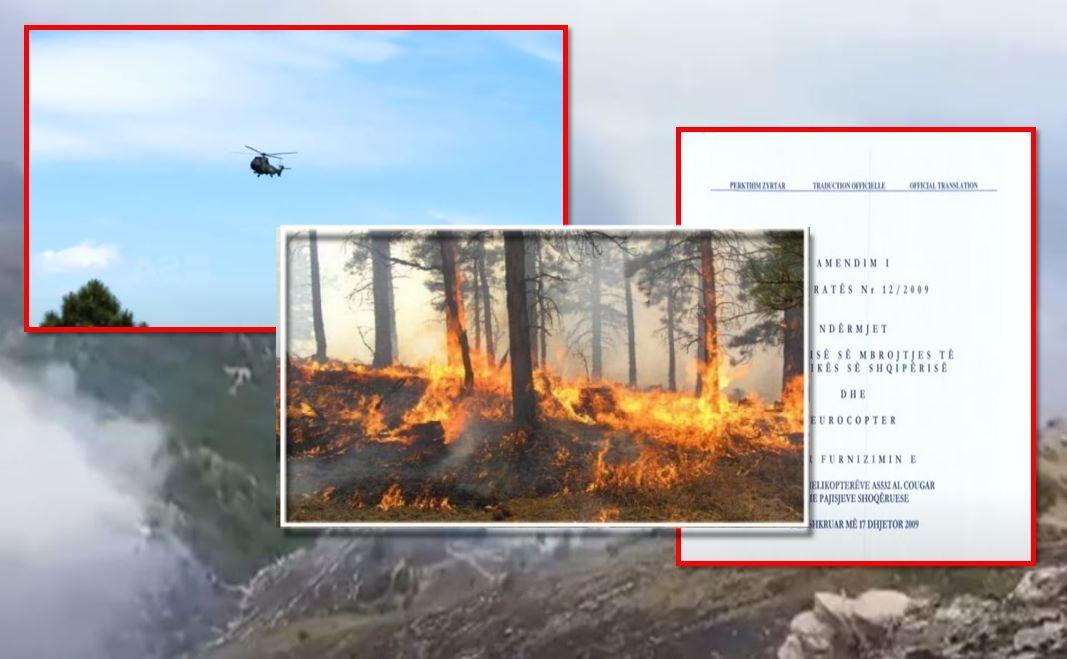 Ku janë sot mjetet?! Ministria e Mbrojtjes ka blerë 6 helikopterë për 78.6 milion euro nga taksat e shqiptarëve (VIDEO)