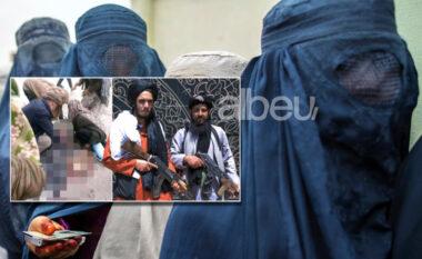 Doli në publik pa burkën! Talebanët ekzekutojnë në mes të rrugës gruan (FOTO LAJM)