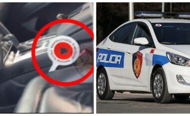 Drogë dhe tabelë Policie në makinë, arrestohet 25-vjeçari në Durrës