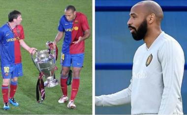 HISTORIA/ Thierry Henry mbush  44 vjeç, babai e bindi të bëhej futbollist (VIDEO)