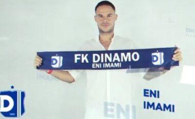 ZYRTARE/ Pas largimit emocionues nga Vllaznia, Imami i bashkohet Dinamos