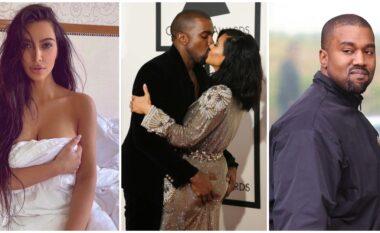 Pas divorcit, Kim Kardashian befason me fjalët për Kanye West (FOTO LAJM)