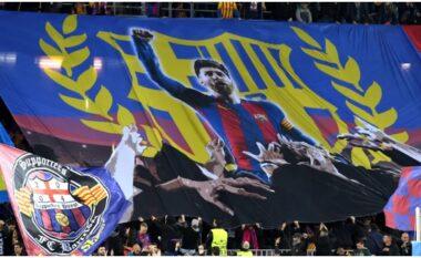 Çfarë trashëgimie te Barcelona! Shifrat e Leo Messit të jashtëzakonshme