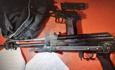 EMRI/ Kallashnikov, pistoletë dhe 80 fishekë! Arrestohet 30-vjeçari në Shkodër