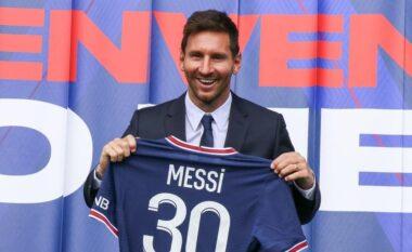 Messi thyen rekordin e parë në historinë e futbollit ende pa luajtur në Paris