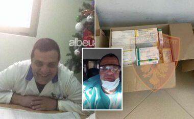 """""""Pusho o kastravec, jemi live"""", infermieri që vidhte ilaçet e Covid-19 i apasionuar pas video-live në """"Facebook"""" (VIDEO)"""