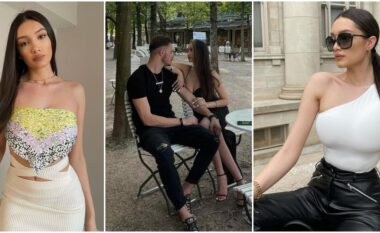 U bë e famshme si maturantja më e bukur, vajza e biznesmenit shqiptar prezanton të dashurin (FOTO LAJM)